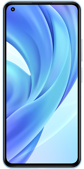 Xiaomi Mi 11 Lite 128GB голубой баблгам | Смартфоны | Телефоны | Виртуальный магазин | A1 - провайдер телеком-, ИКТ- и контент-услуг