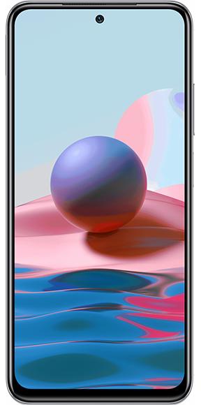 Xiaomi Redmi Note 10 64GB белый камень | Смартфоны | Телефоны | Виртуальный магазин | A1 - провайдер телеком-, ИКТ- и контент-услуг
