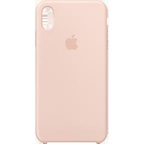 Чехол Apple Silicone Case для iPhone Xs Max розовый   Чехлы ...